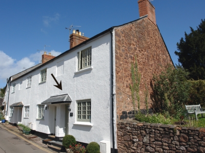 Dog Friendly Self Catering In Blue Anchor Bay