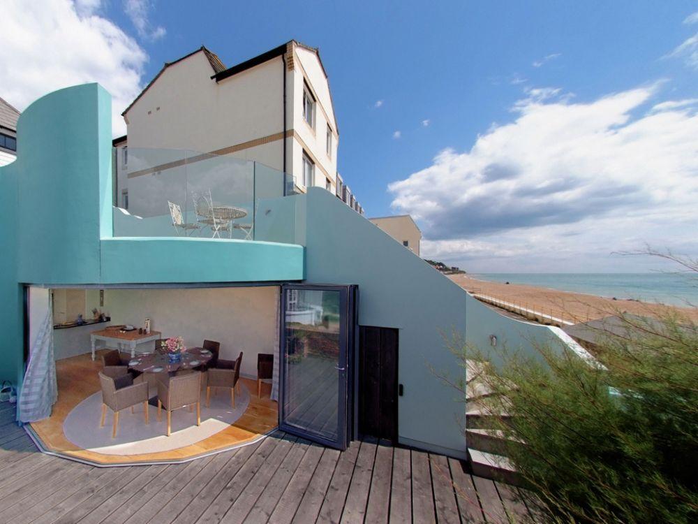 UK Beachfront Holiday Homes Best in Europe