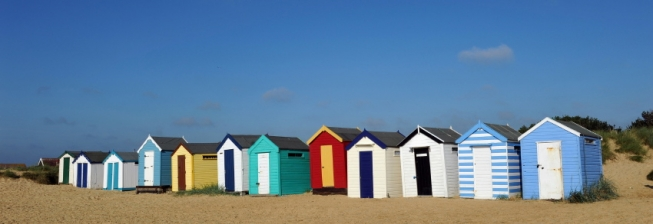 Beach Holiday Accommodation in England to Rent