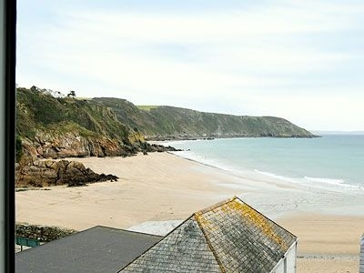 Fabulous Beachfront Cornwall Seafront Self Catering With Sea Views Download Free Architecture Designs Terstmadebymaigaardcom