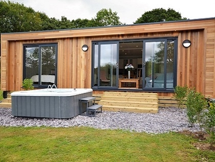 Sensational Cottages With Hot Tubs In North Wales Luxury Hot Tub Holidays Best Image Libraries Thycampuscom