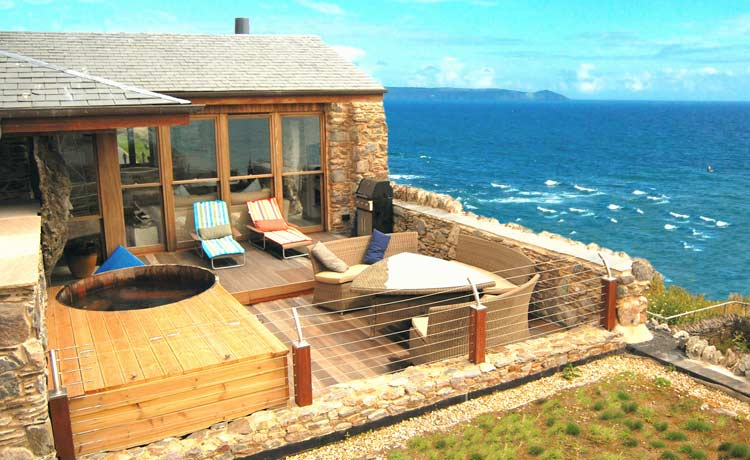 One Of Cornwall S Best Beach Houses Beachlets