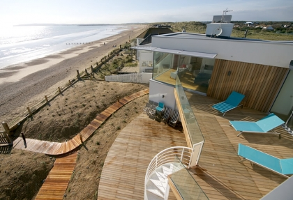 Beachfront Holiday Homes Best by a Mile