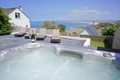 A Hot Tub Can Make all the Difference