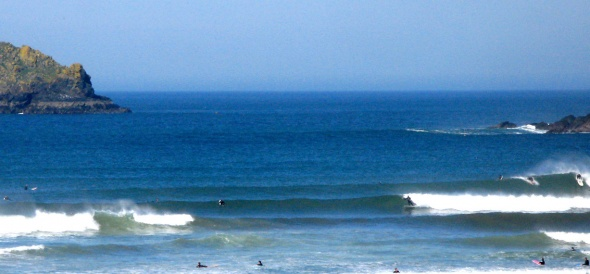 Cornwall Top 5 Surfing Spots