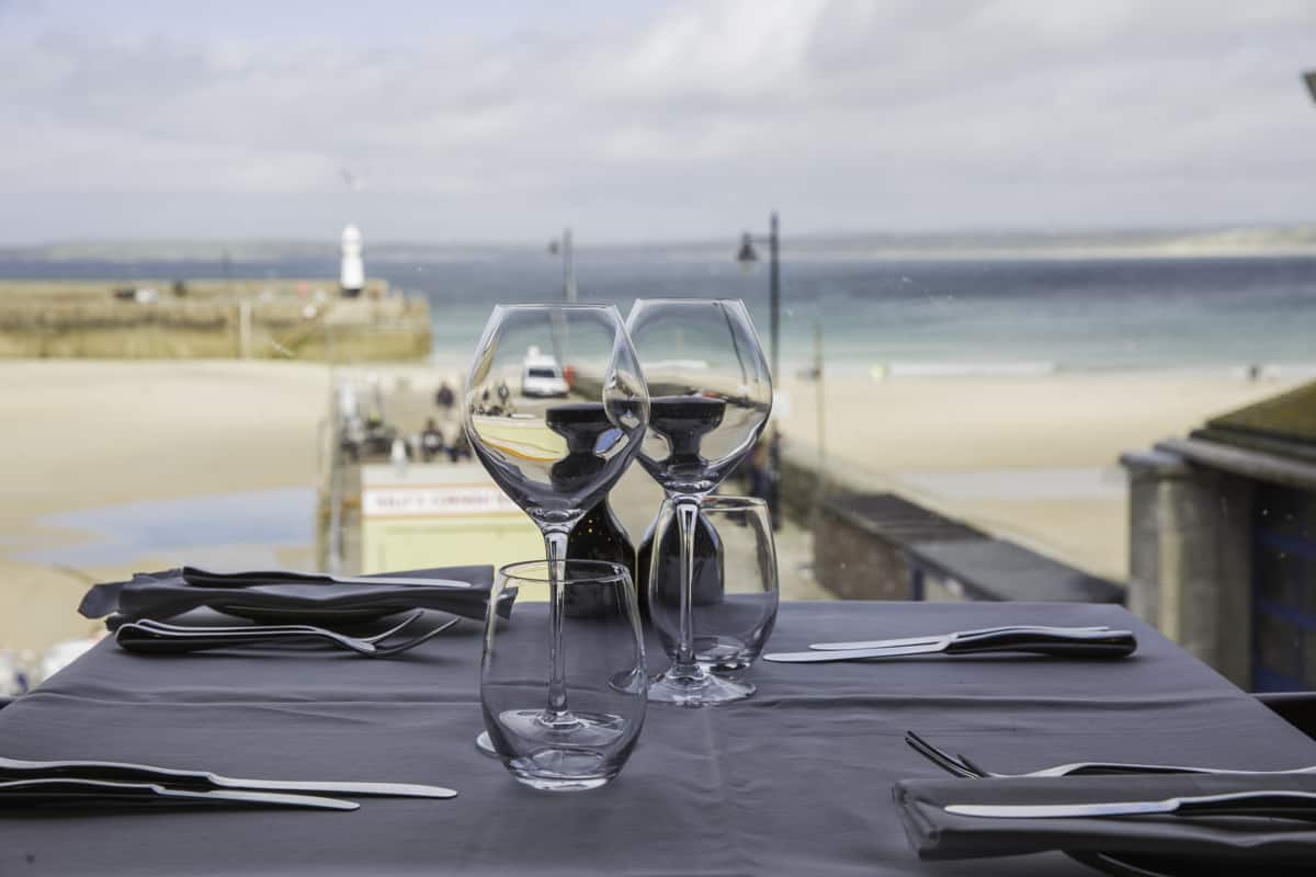 Three Best Restaurants in St Ives, Cornwall