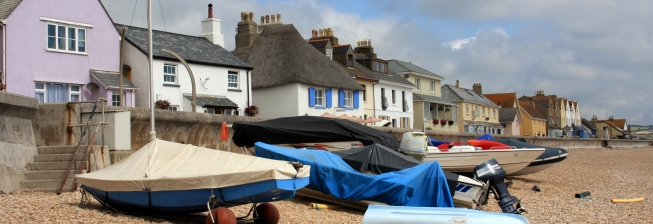 Beach Cottages in Torcross to Rent