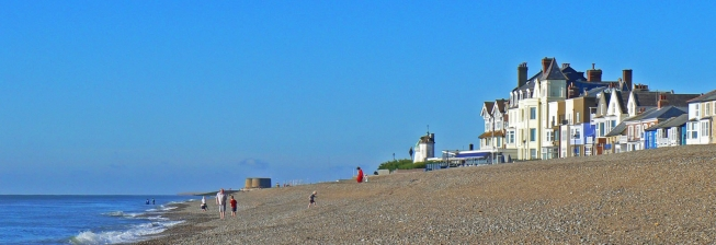 Beach Holiday Accommodation in Aldeburgh to Rent
