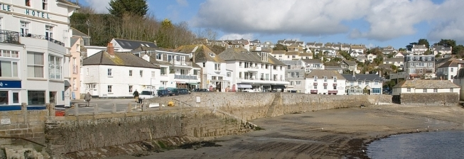 Beach Holiday Accommodation in St Mawes to Rent