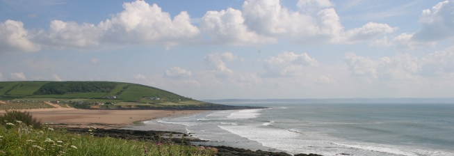 Beach Holiday Accommodation in Saunton to Rent