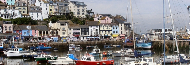 Beachfront Accommodation in Brixham to Rent