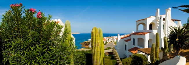 Beach Holiday Accommodation in Spain to Rent