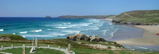 Beach Holiday Accommodation in Perranporth to Rent