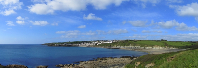 Beach Holiday Accommodation in Portscatho to Rent