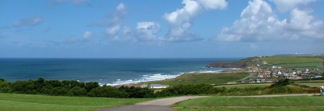 Beach Holiday Accommodation in Widemouth Bay to Rent
