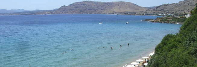 Beach Holiday Accommodation in Rhodes to Rent