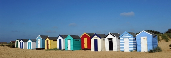 Beach Holiday Accommodation in Central Southern England to Rent