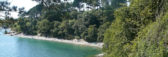 Large Group Accommodation in Helford River to Rent
