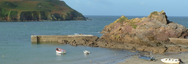 Beach Holiday Accommodation in Hope Cove to Rent