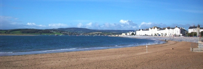 Beach Holiday Accommodation in Exmouth to Rent