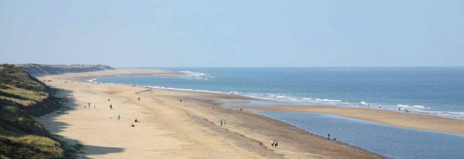 Beach Holiday Accommodation in Scratby to Rent