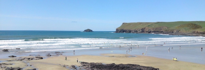 Large Group Accommodation in Polzeath to Rent