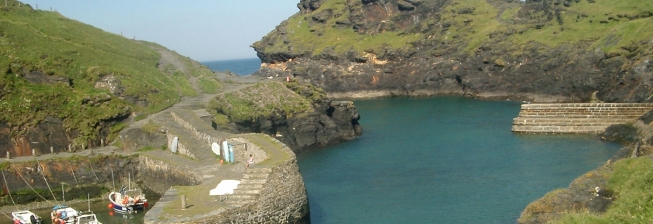 Large Group Cottages in Boscastle to Rent