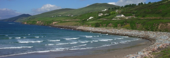 Beach Holiday Accommodation in County Kerry to Rent
