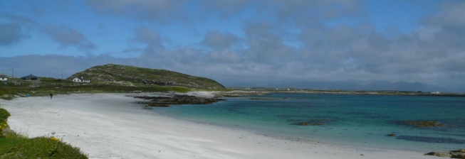 Beach Holiday Accommodation in Ballyconneely to Rent