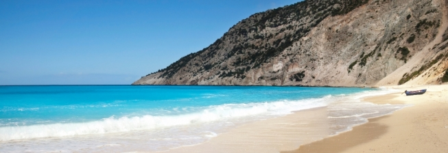 Beach Holiday Accommodation in Kefalonia to Rent
