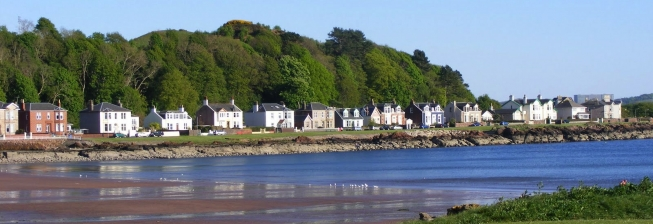Beach Holiday Accommodation in Central Scotland to Rent