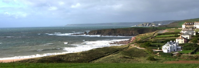 Beachfront Accommodation in Thurlestone to Rent