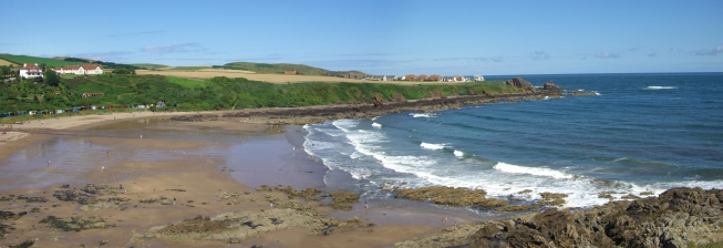 Beach Holiday Accommodation in Borders to Rent
