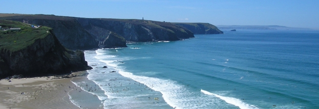 Beach Holiday Accommodation in Porthtowan to Rent