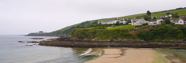 Beach Holiday Accommodation in Portmellon to Rent