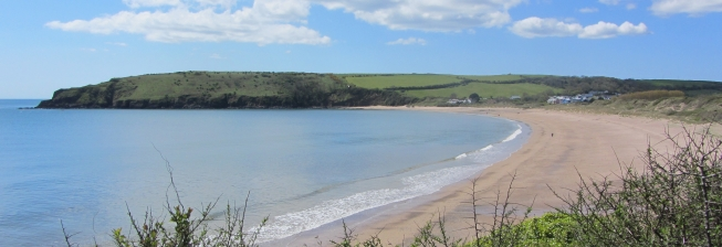 Beach Cottages in Pembrokeshire to Rent