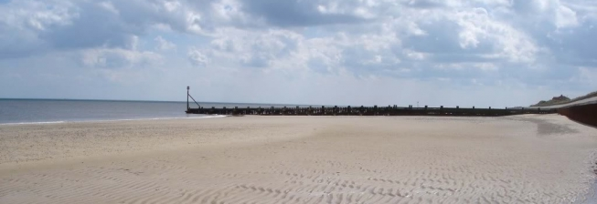 Beach Holiday Accommodation in Bacton to Rent