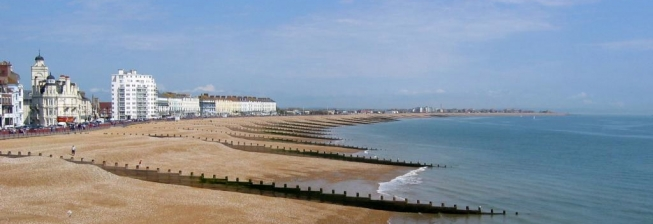 Beach Holiday Accommodation in Eastbourne to Rent