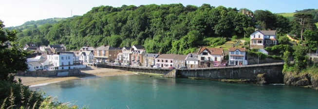 Beach Holiday Accommodation in Combe Martin to Rent