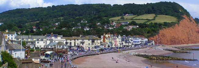 Large Group Accommodation in Sidmouth to Rent