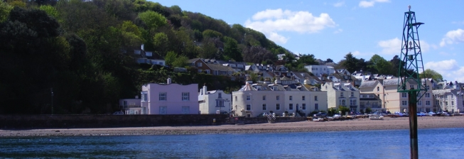 Beach Holiday Accommodation in Shaldon to Rent