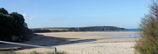 Beach Holiday Accommodation in Harlyn Bay to Rent