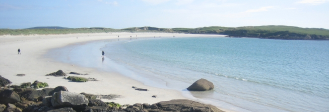 Beach Holiday Accommodation in Roundstone to Rent