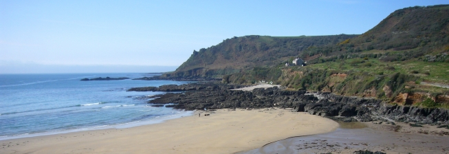 Beach Holiday Accommodation in Lannacombe to Rent