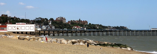 Beach Holiday Accommodation in Felixstowe to Rent