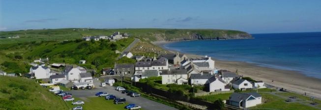 Beach Holiday Accommodation in Aberdaron to Rent