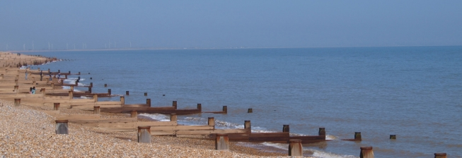 Beach Holiday Accommodation in Pett Level to Rent