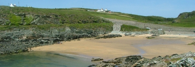 Beach Holiday Accommodation in Church Bay to Rent