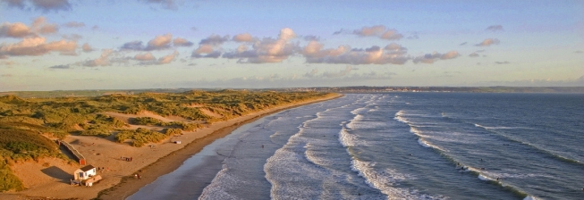 Beach Holiday Accommodation in Braunton to Rent