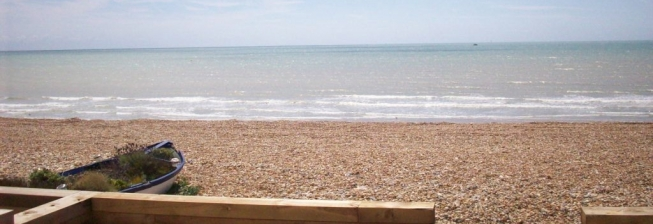 Beachfront Accommodation in Pevensey Bay to Rent